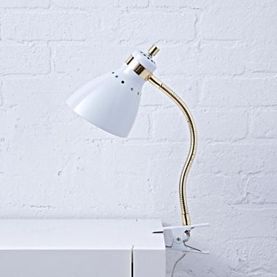 Good Grip Clip Lamp (White)