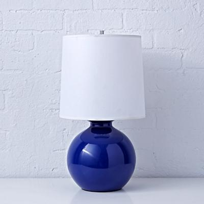 Gumball Table Lamp (Blue)