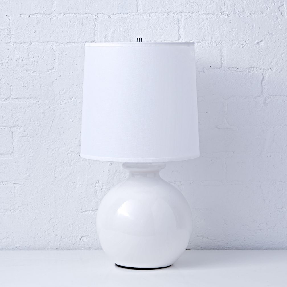 Gumball Table Lamp (White)
