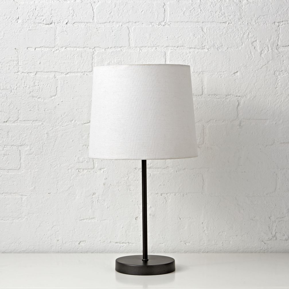 Light Years Graphite Table Lamp