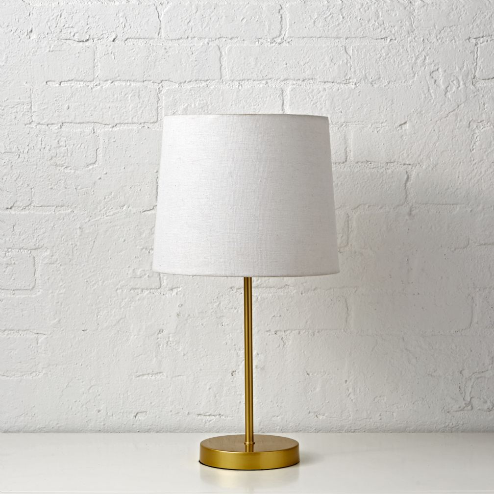 Light Years Gold Table Lamp