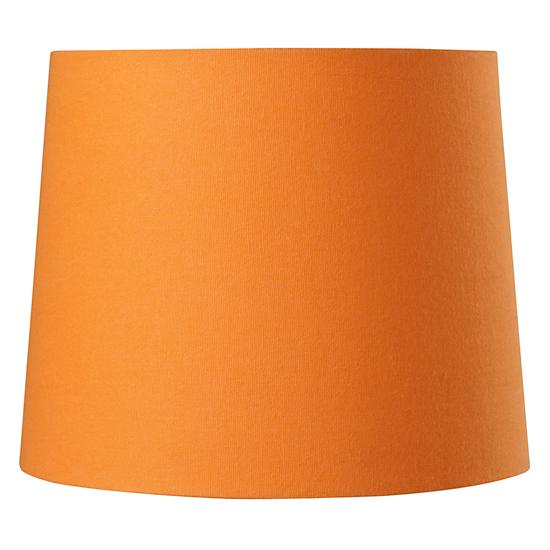 mix and match orange table lamp shade the land of nod. Black Bedroom Furniture Sets. Home Design Ideas