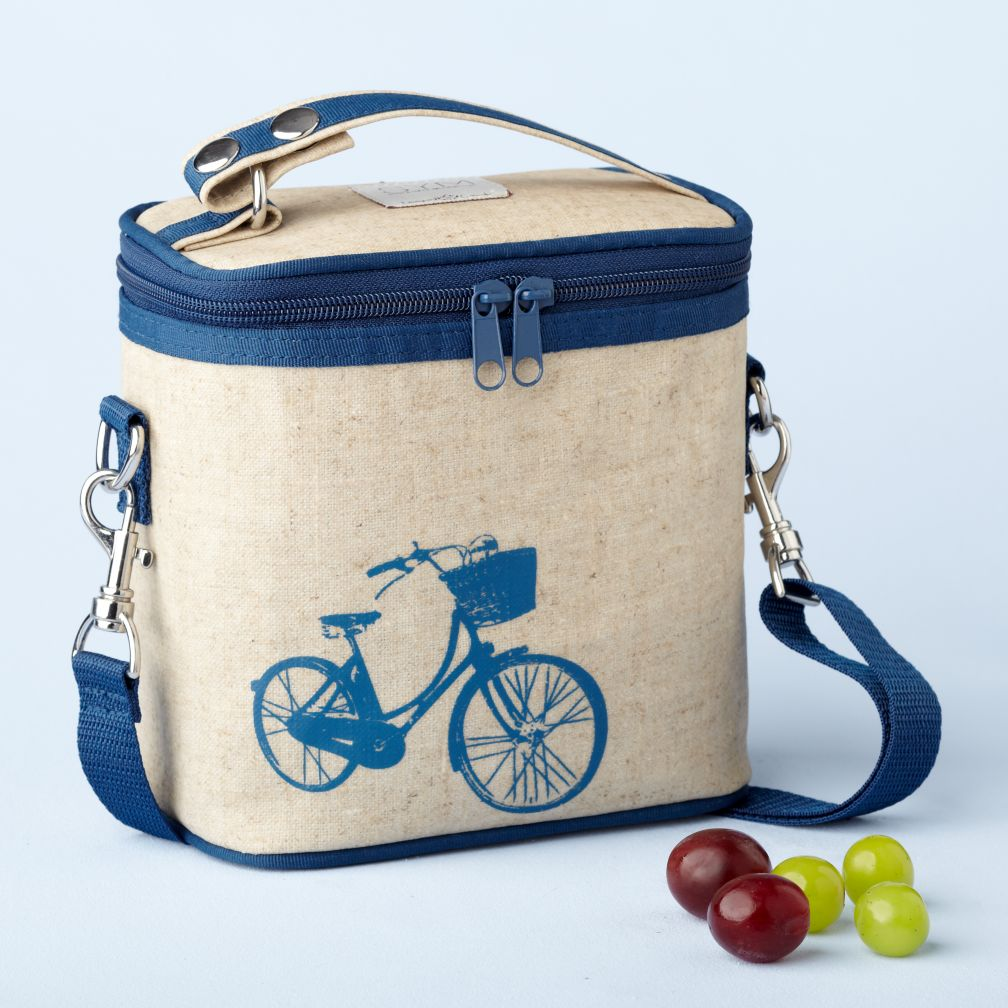 Wheel and Deal Lunch Bag