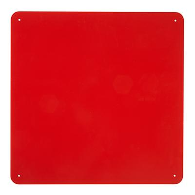 """15"""" Red Square Magnet Board"""
