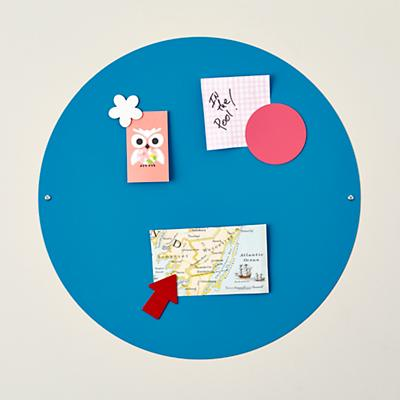 """Perfect Circle 16"""" Magnet Board (Blue)"""