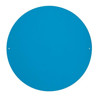 "16"" Perfect Circle Magnet Board (Blue)"