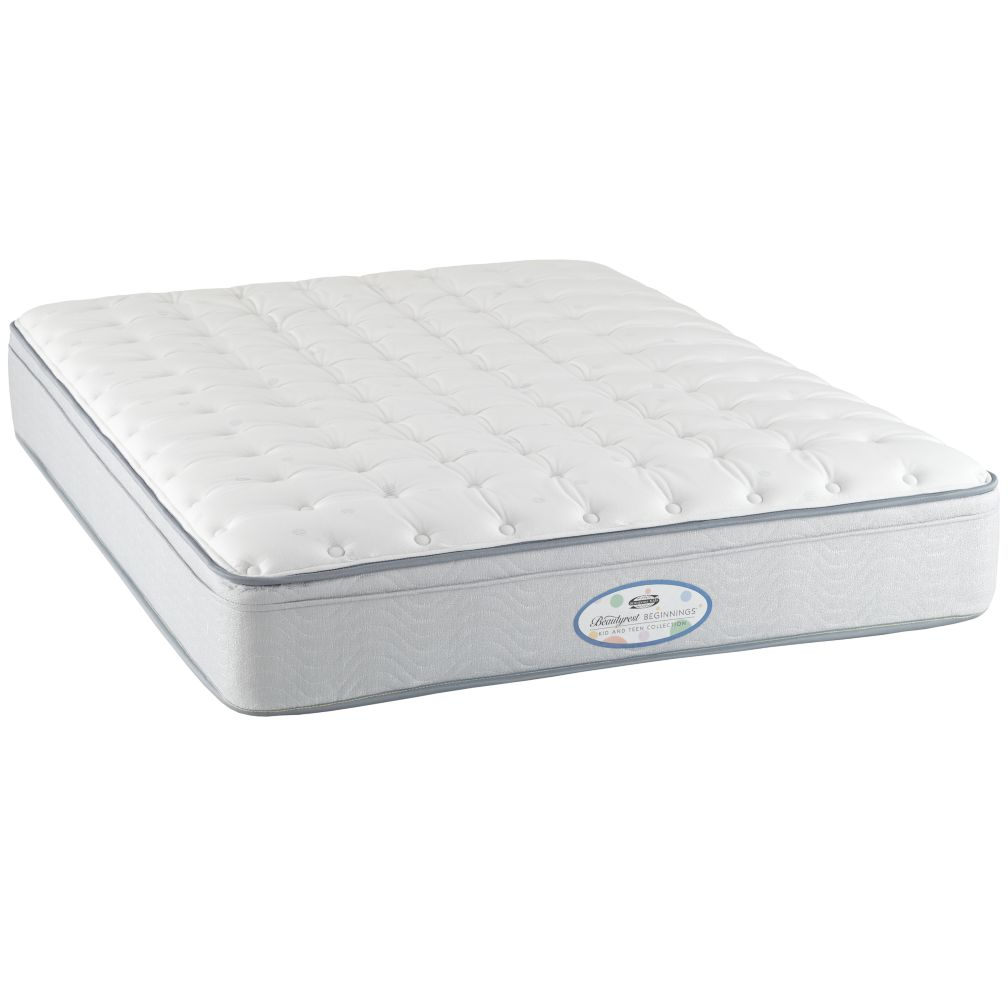 Full Simmons ® Euro Top Mattress