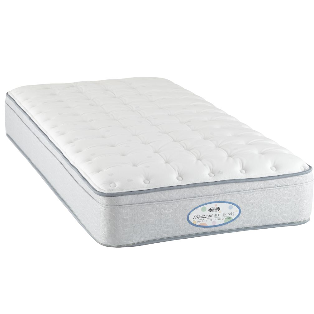 Twin Simmons ® Euro Top Mattress