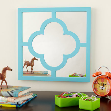 Mirrors kids room decor for Mirrors for kids rooms