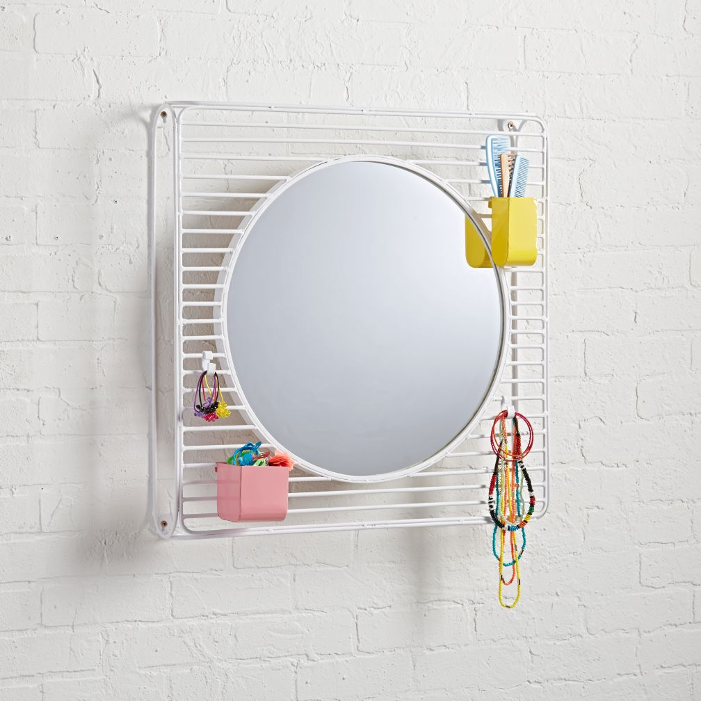 Linear Wall Mirror
