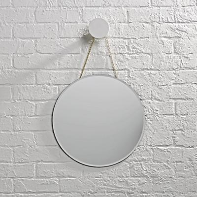 Looking Glass Round Mirror
