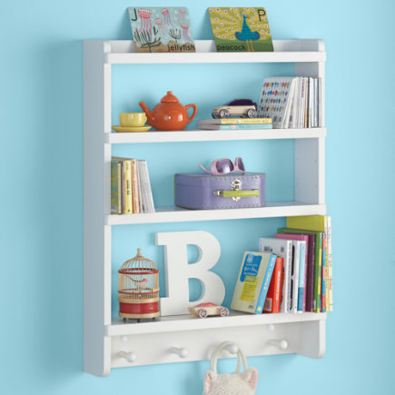 WALL MOUNTED SHELVINGKIDS ROOM DECOR