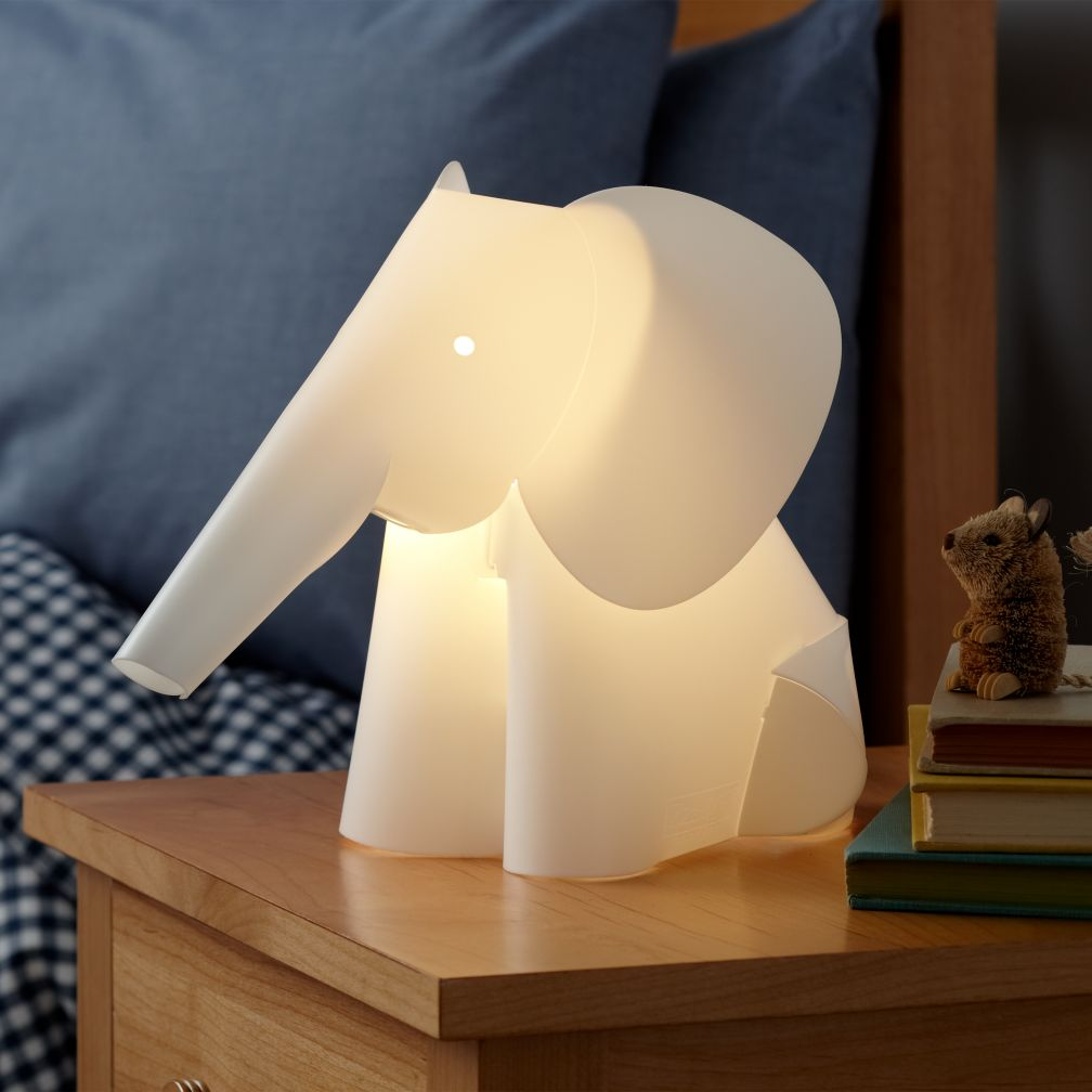 Kids Nightlights: Elephant Lamp Nightlight