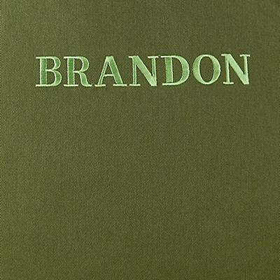 Green Personalized Cover Only