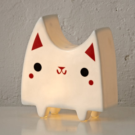 Bedtime Buddy Nightlight (Kitty) - Kitty Bedtime Buddy Night Light
