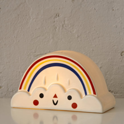 Bedtime Buddy Nightlight (Rainbow) - Rainbow Bedtime Buddy Night Light