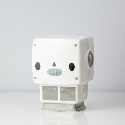 Bedtime Buddy Nightlight (Robot) - Robot Bedtime Buddy Nightlight