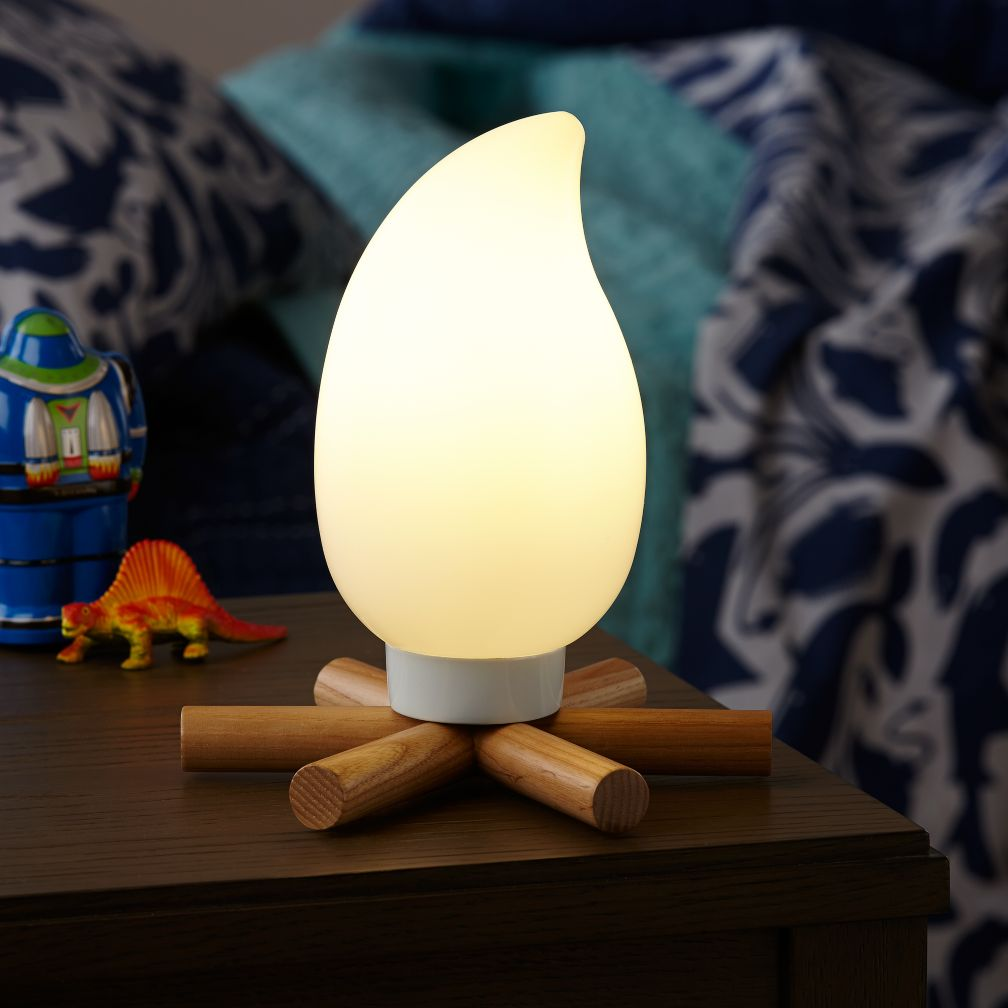 Campfire Nightlight - Campsite Nightlight