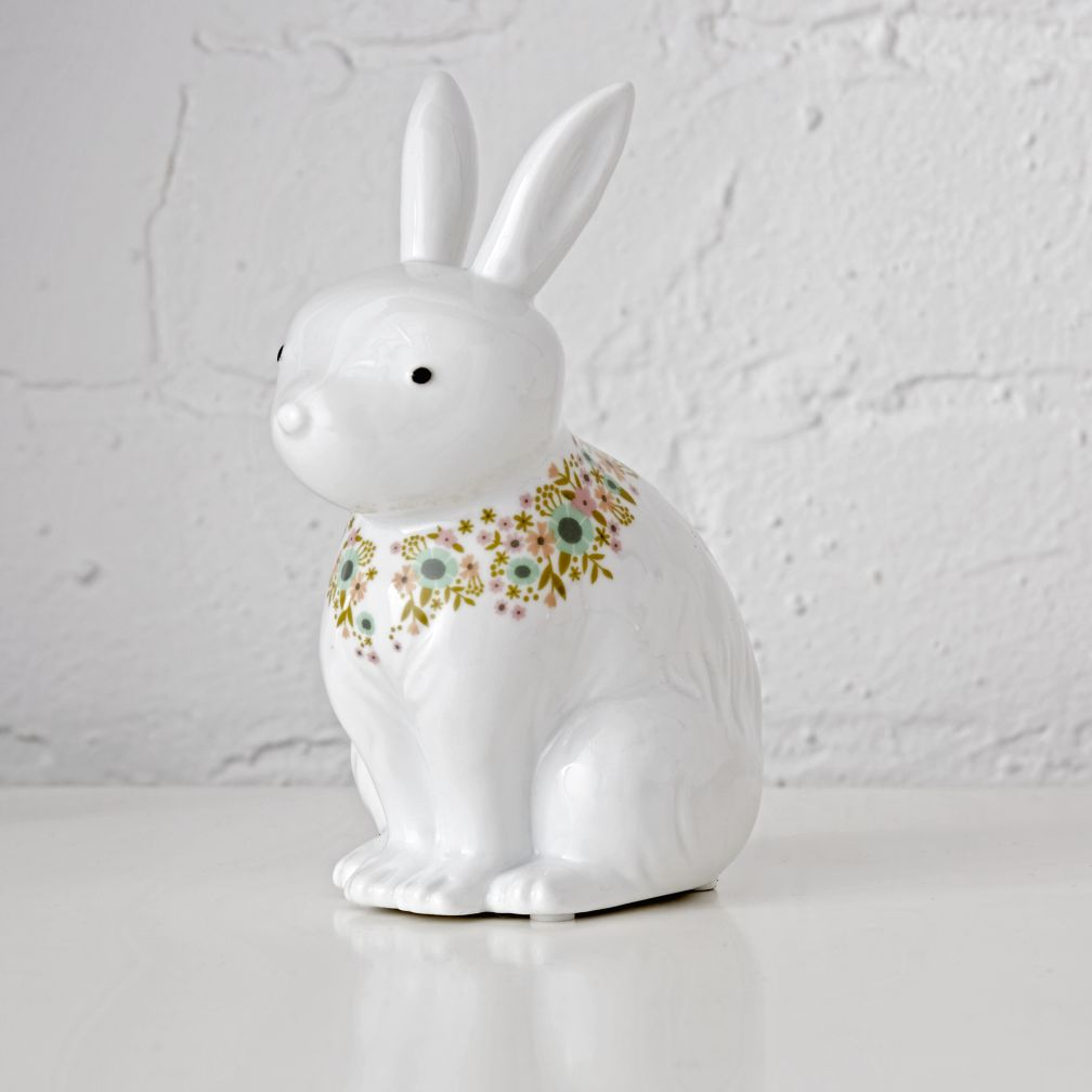 Floral Fauna Night Light(Bunny)