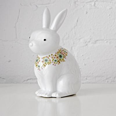 Floral Fauna Night Light (Bunny)
