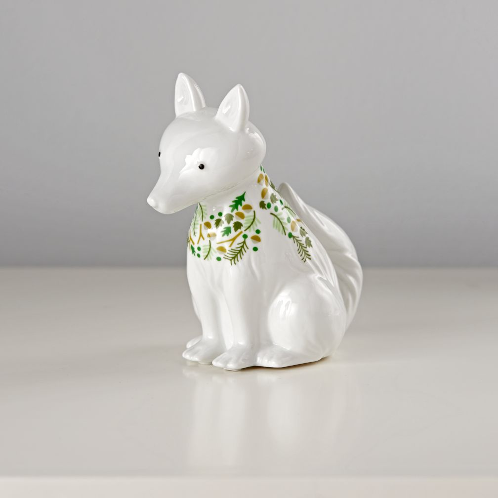 Floral Fauna Nightlight (Fox)