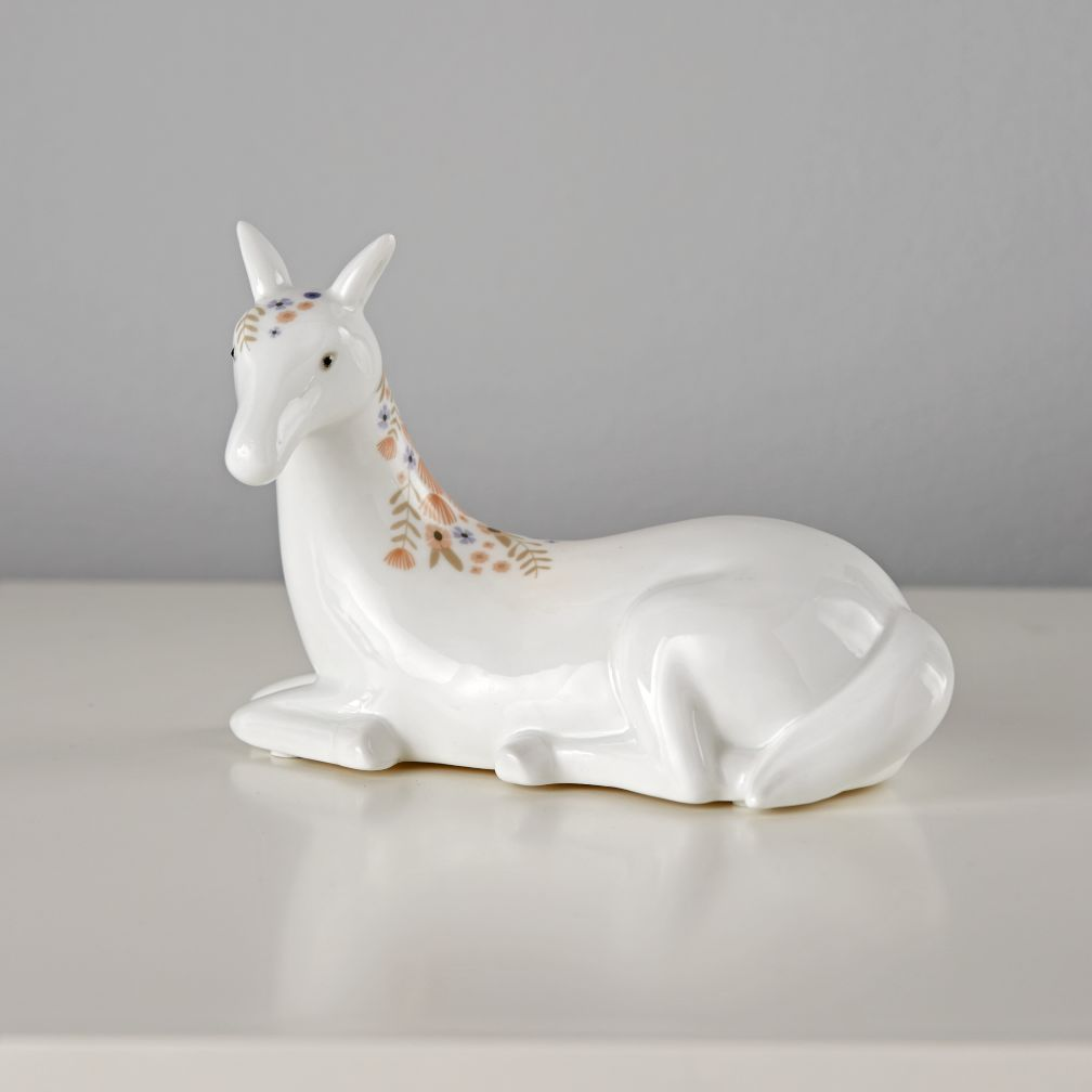 Floral Fauna Nightlight (Horse)