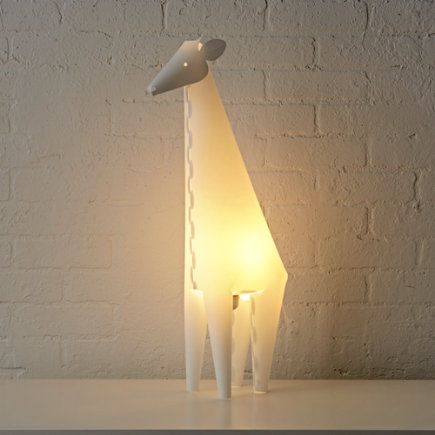 Kids Nightlights: Giraffe Lamp Nightlight - Giraffe Night Light