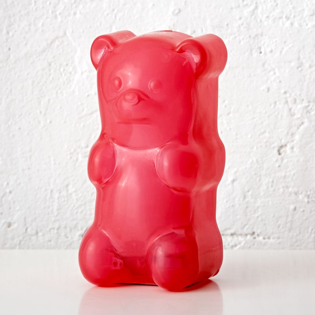 Gummy Bear Night Light (Pink)
