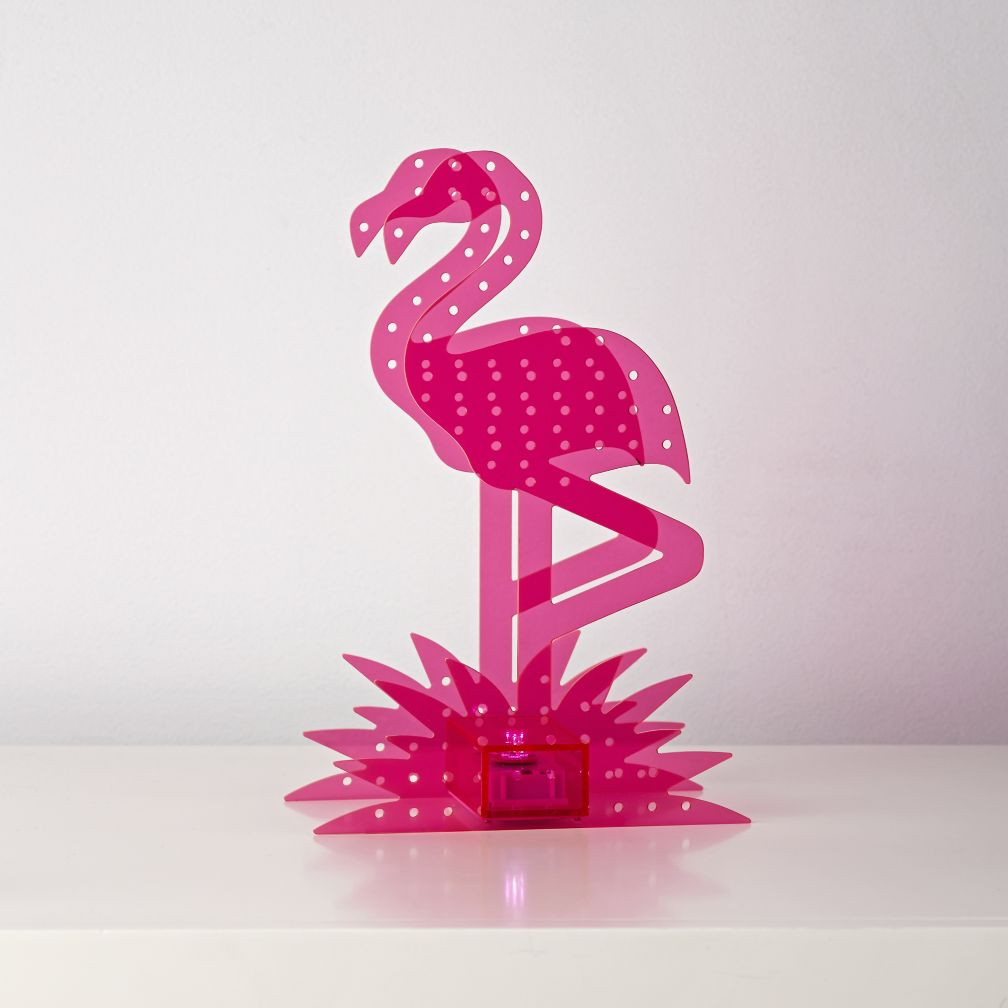Paradise Nightlight (Flamingo)