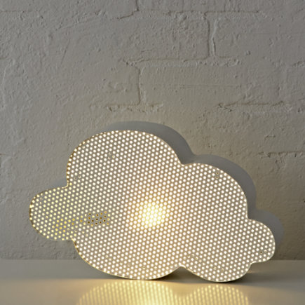 Cloud Pop Icon Night Light