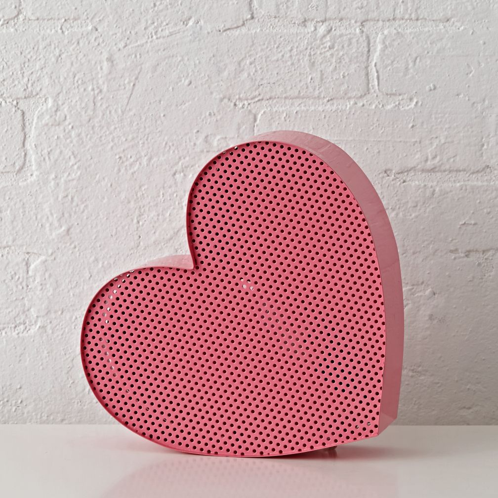 Pop Icon Night Light (Heart)