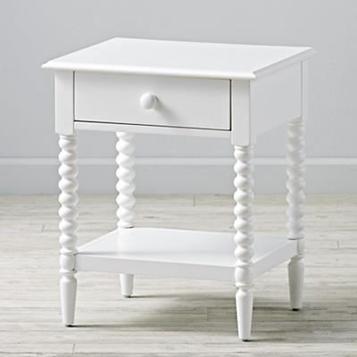 Jenny Lind White Nightstand