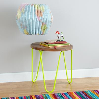 Neon Nightstand (Neon Yellow)