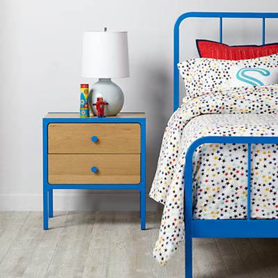 Primary Nightstand (Blue)