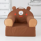 Brown Bear Nod Chair Cover