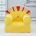 Yellow Lion Nod Chair(Includes Cover and Insert)