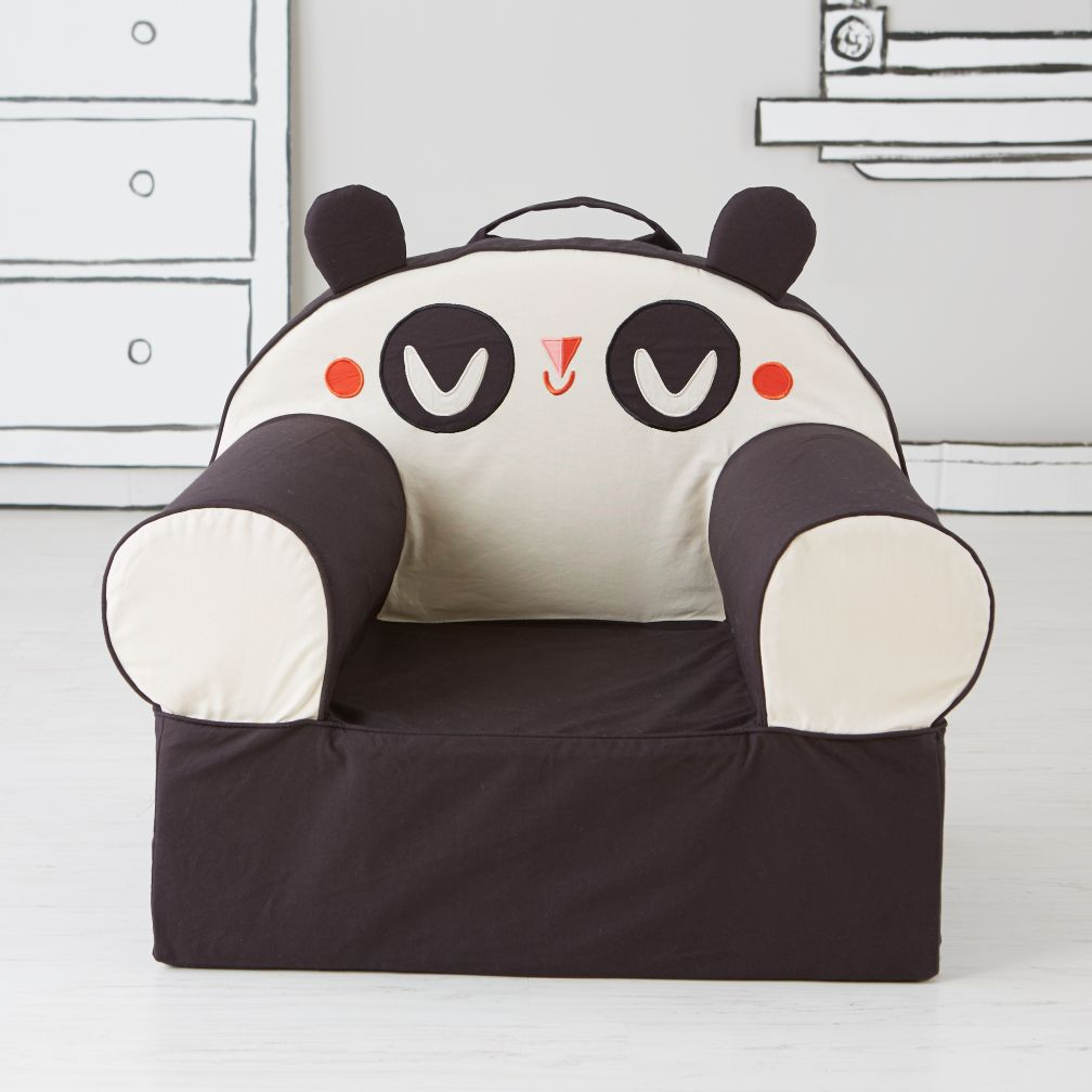 Executive Pet Nod Chair Cover (Panda)