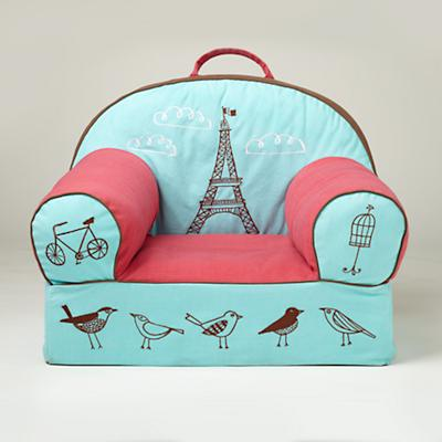 Paris Nod Chair Cover