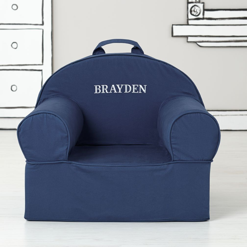 Executive Personalized Nod Chair Cover