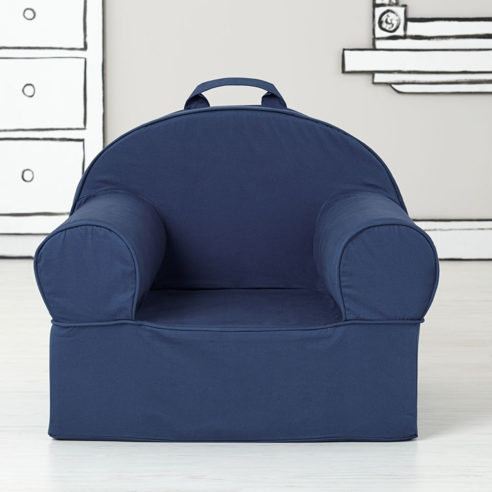 Executive Nod Chair Cover (Dk. Blue)