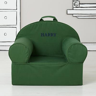 Executive Personalized Nod Chair (Green)