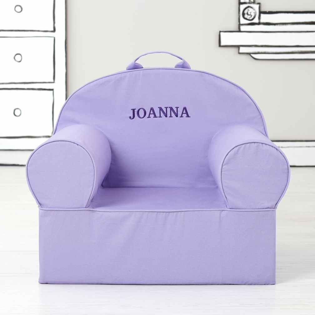 Executive Personalized Nod Chair (Lavender)