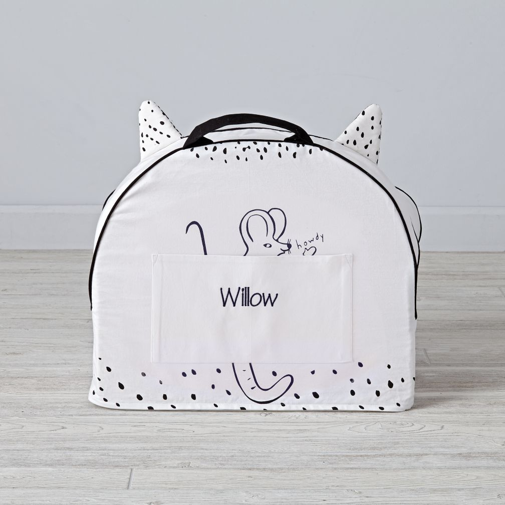 Entry Level Roxy Marj Cat Personalized Nod Chair