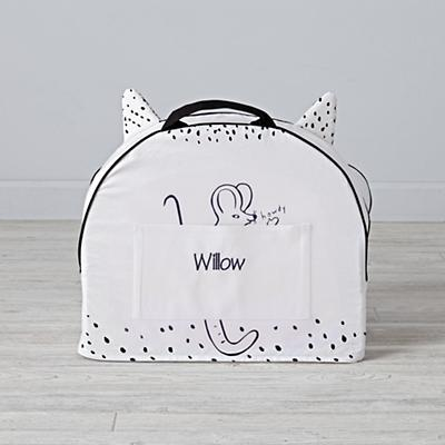 Entry Level Roxy Marj Cat Personalized Nod Chair Cover