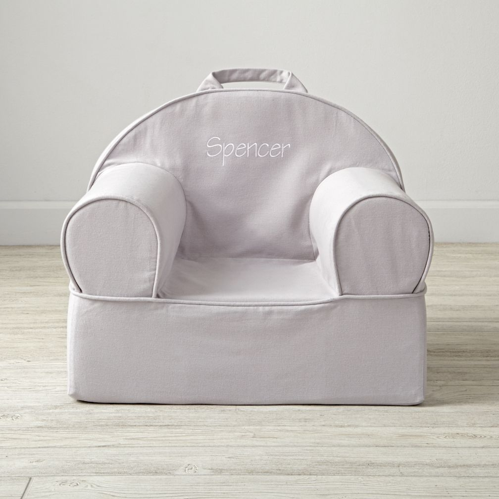 Entry Level Personalized Grey Nod Chair