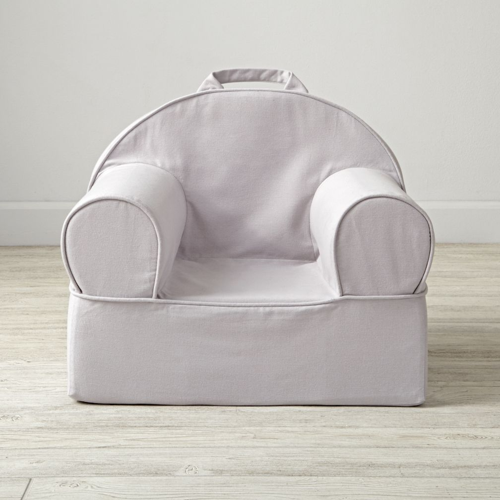 Entry Level Grey Nod Chair Cover
