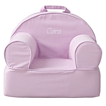Entry Level Personalized Lavender Nod Chair