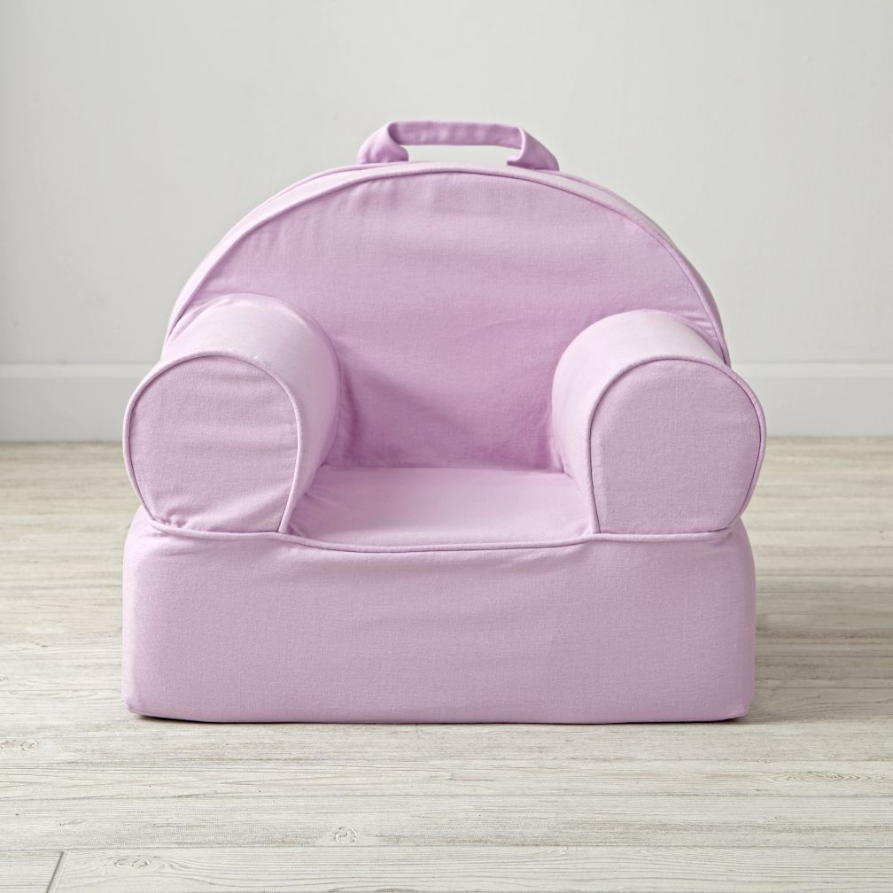 Entry Level Lavender Nod Chair