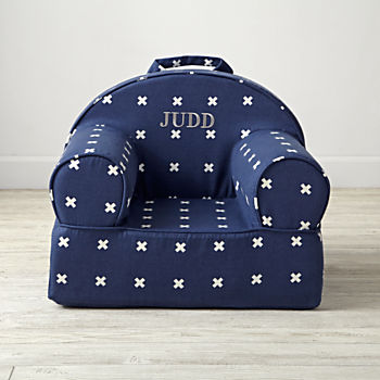 Entry Level Personalized X-Print Nod Chair Cover