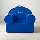 Personalized Executive Blue Nod Chair(Includes Cover and Insert)
